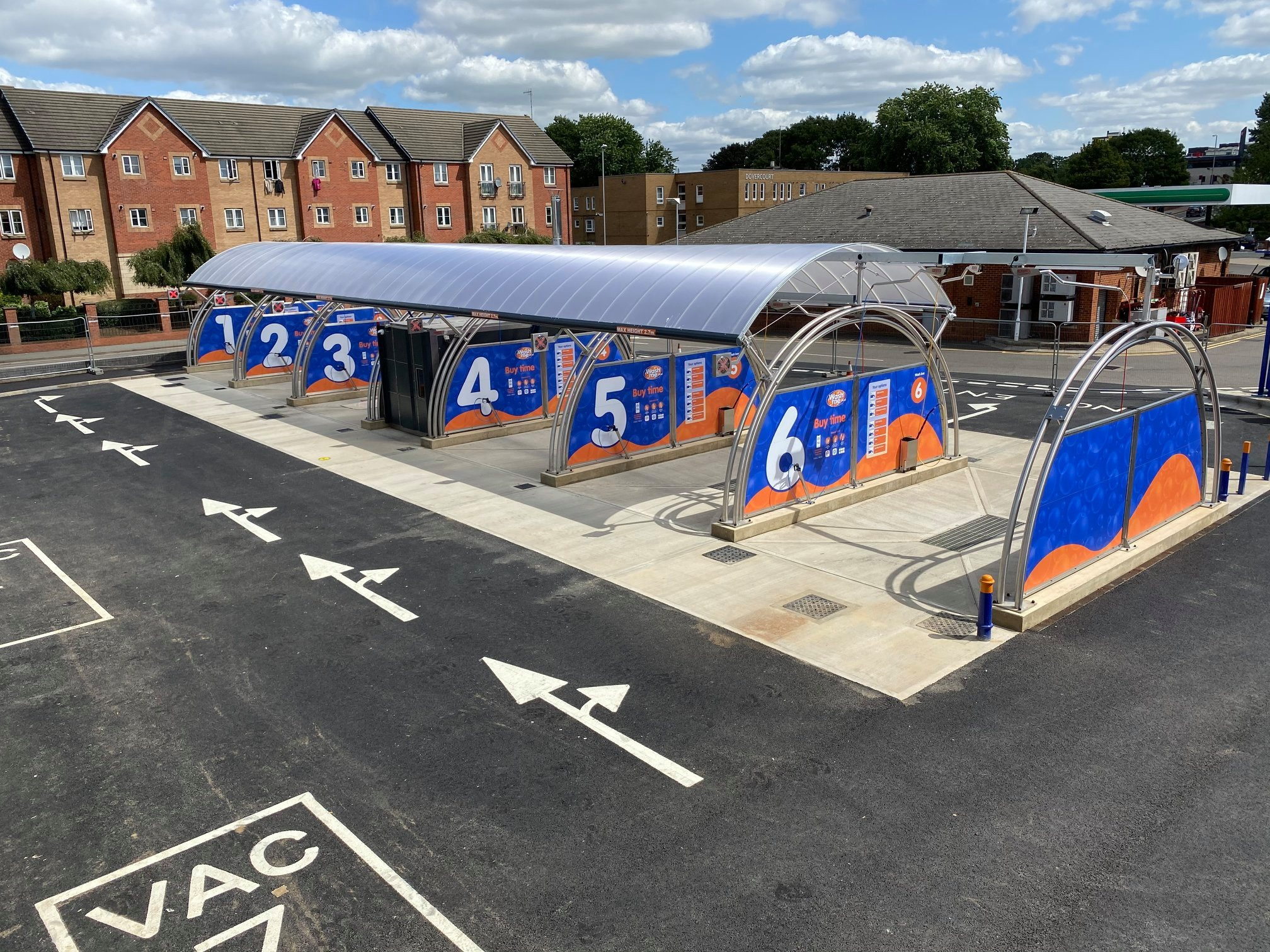 Washme (UK) – new car wash with R2W